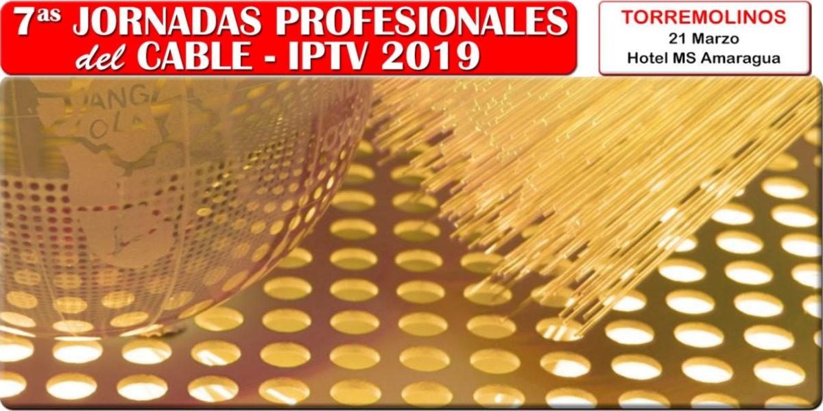 IPTV: Jornadas 2019 Málaga