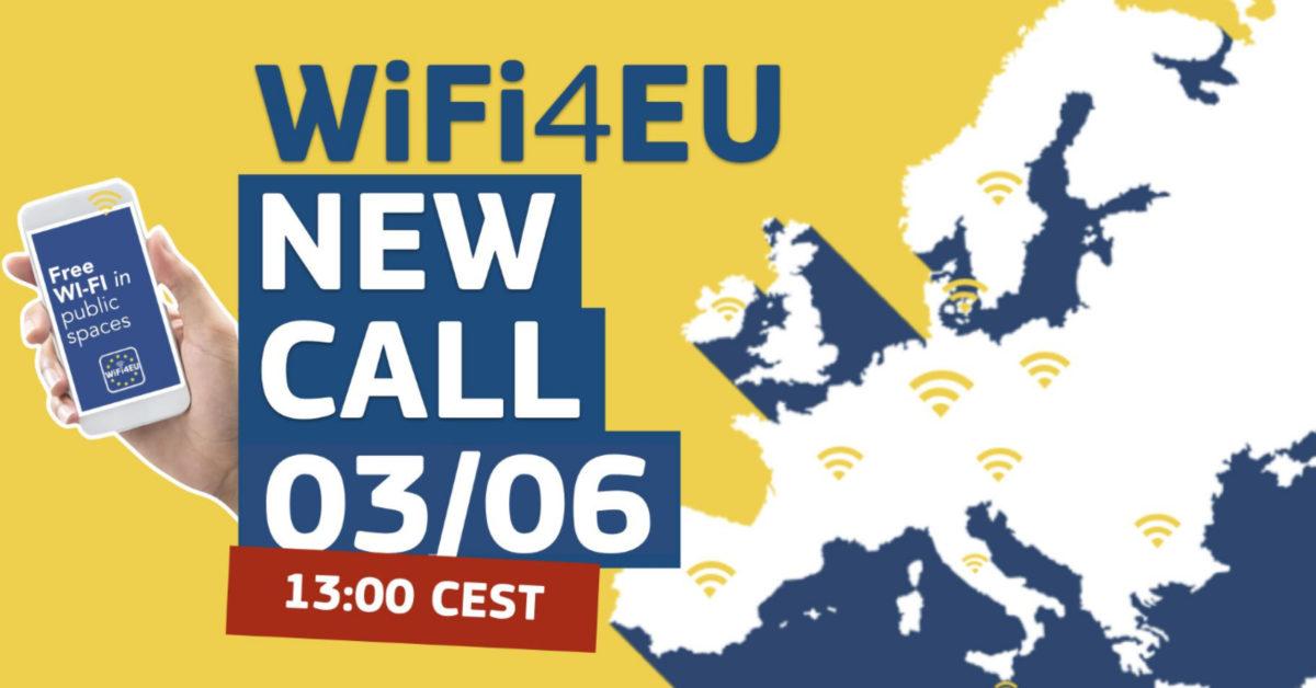 Wifi4EU: Abierta la cuarta y última convocatoria