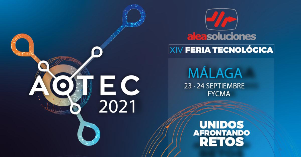 Alea Soluciones en la Feria Aotec 2021