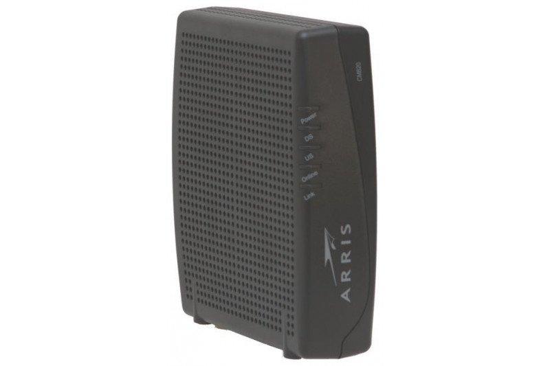 Cable modem Arris CM820S/CE 1 GE Ethernet EuroDOCSIS 3.0