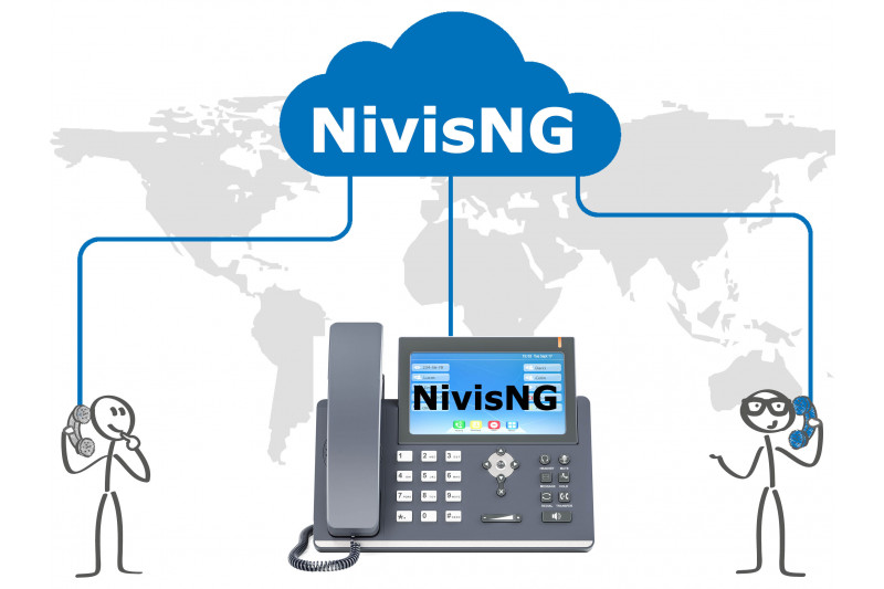 NivisNG: nuevo softswitch telefonía