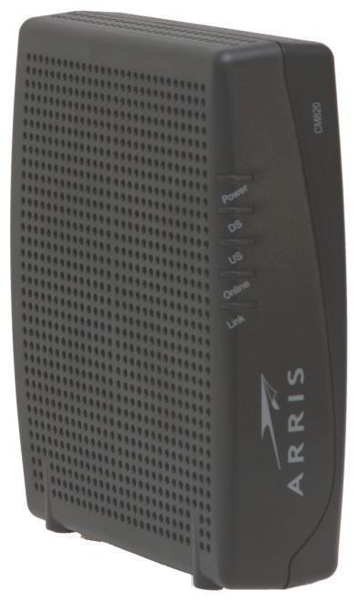 Cable modem Arris CM820S/CE