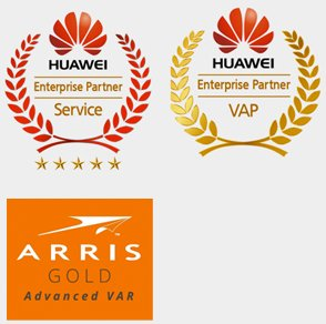 HUAWEI - Enterprise Partner Arris Gold Advanced VAR